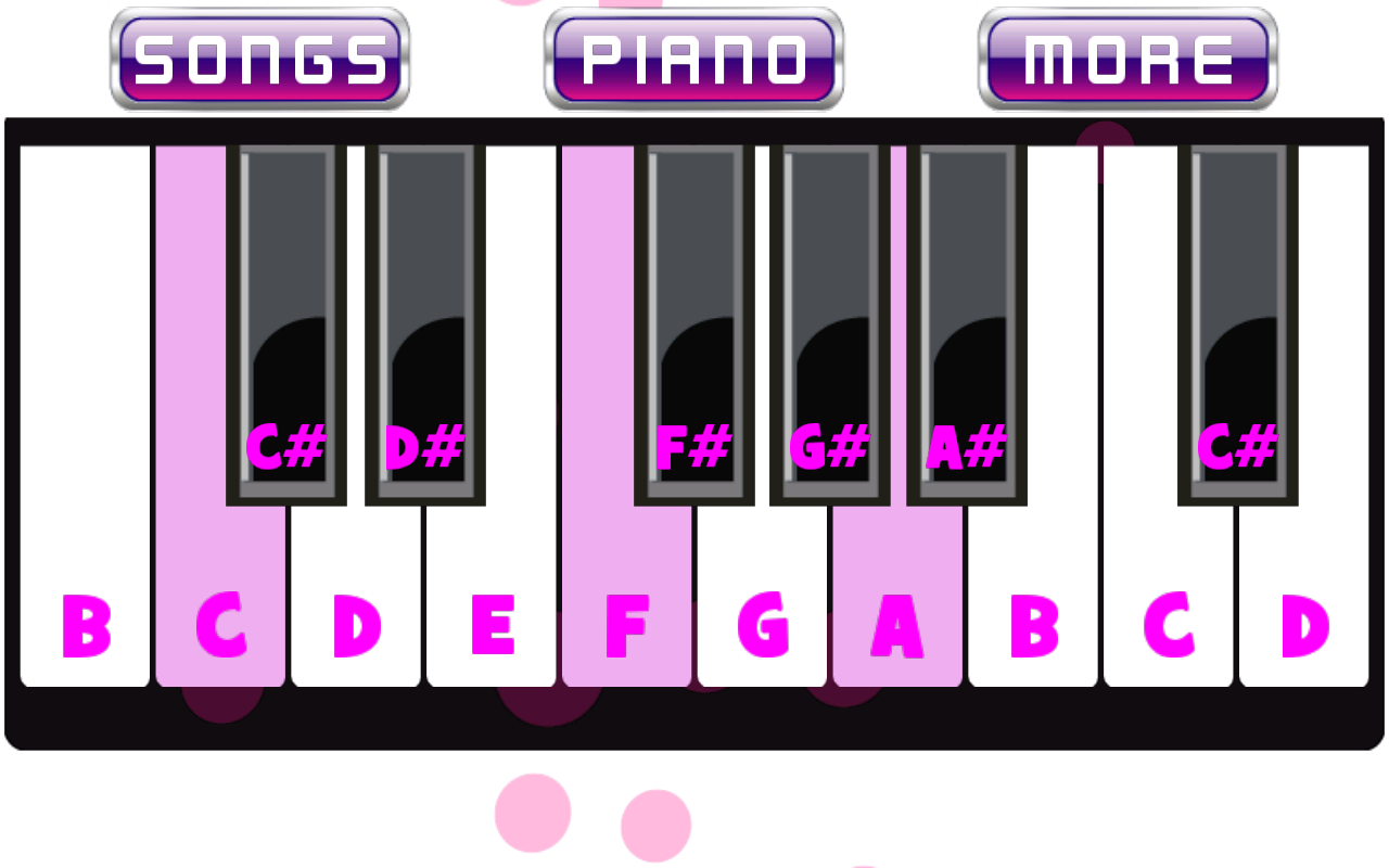 Little Piano(No Ads) Screenshot