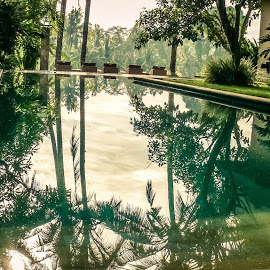pool by Daniel Niclair - Buildings & Architecture Other Interior ( calm, tranquil, pool, realaxing )