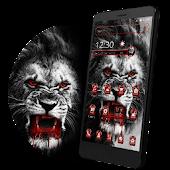 Download Wild Lion Rage android theme APK on PC