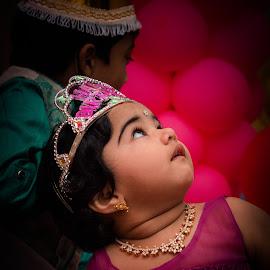 Aksharaa by Sainath Jayaraman - Babies & Children Babies