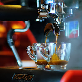 Good Morning Espresso by Rudy Harianto - Food & Drink Alcohol & Drinks
