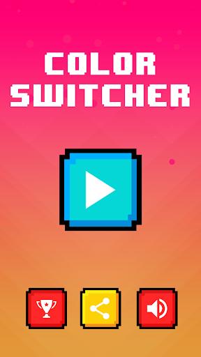 Color Switcher - Escalate Jump - screenshot
