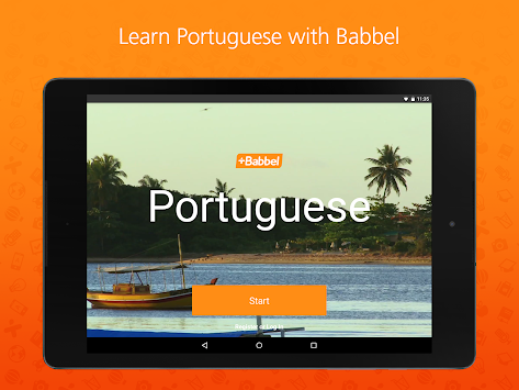 Learn Portuguese With Babbel APK screenshot thumbnail 4
