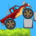 Car Jump Hill Platform APK for Bluestacks