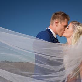 Love by Lood Goosen (LWG Photo) - Wedding Bride & Groom ( kiss, wedding photography, weddings, wedding, groom and bride, bride and groom, wedding photographer, bride, groom )
