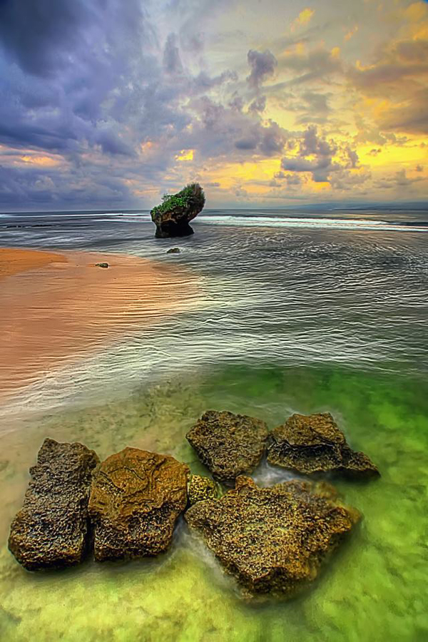 by Keril Doank - Landscapes Waterscapes ( teman )
