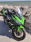 продам мотоцикл в ПМР Kawasaki EX-4