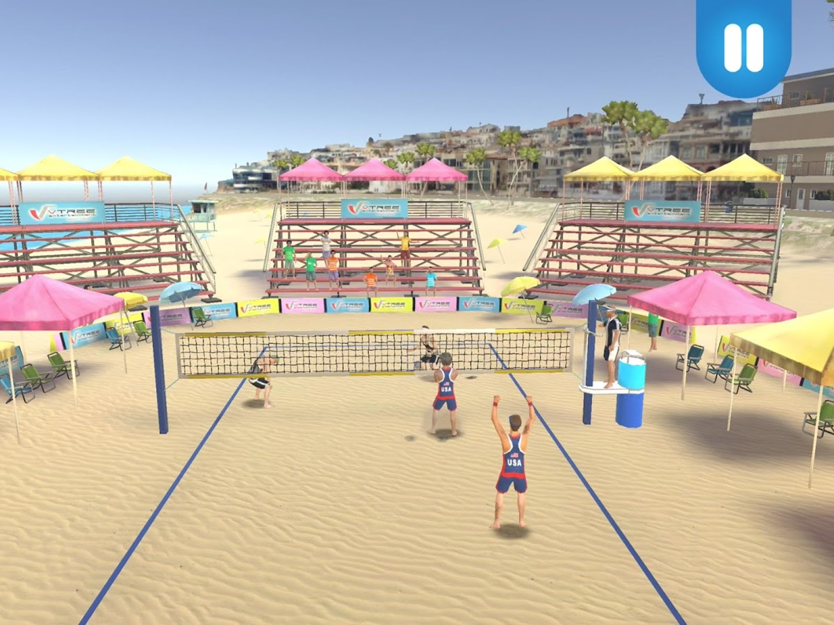 Beach Volleyball 2016 Screenshot 12