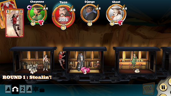Colt Express 1.1.0 Apk + Data