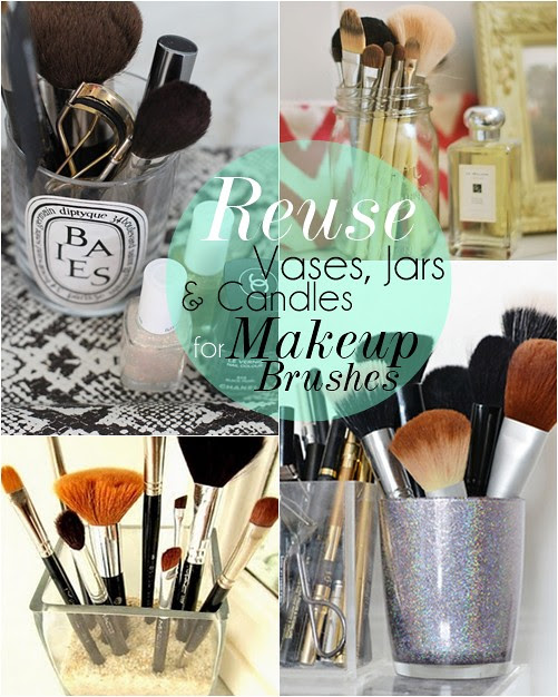 自己动手做 _Makeup_Brush_holders