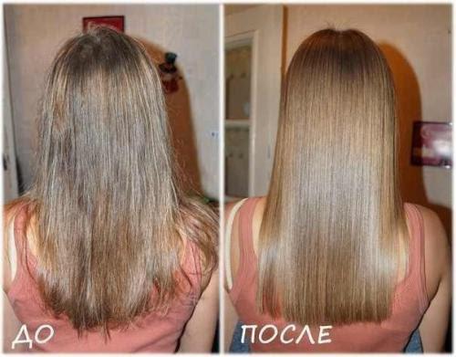 Ламинирование волос фото цена