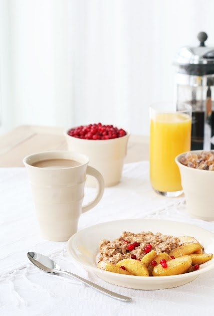 Start your day with a proper cereal bowl
