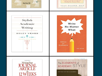 9 Helpful Guides on Academic Writing  for Research Students and Educators