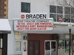 Movie Theater «Braden Theatre», reviews and photos, 408 Main St, Presque Isle, ME 04769, USA