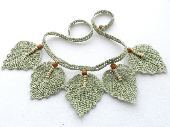 Схемы и вязания листочки и цветочки спицами