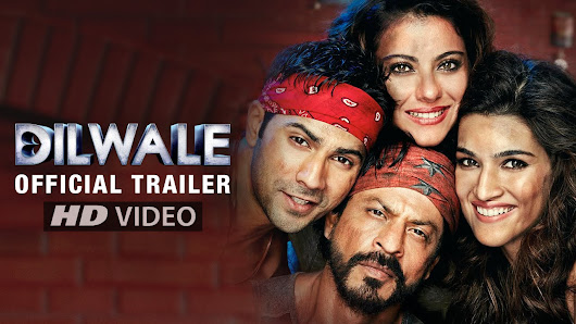 Dilwale (2015) Full Movie Watch Online Free Download