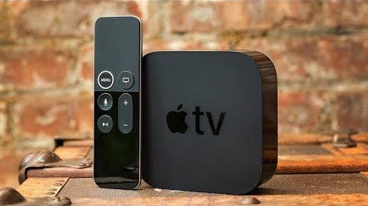 Istruzione apple tv