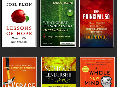 Some Good Reads for School Leaders