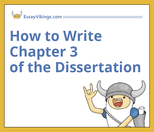 Discussion chapter dissertation