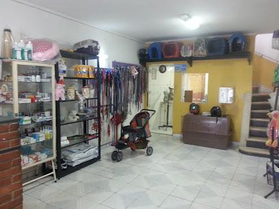 Pet shop strauss