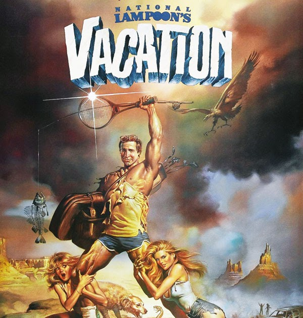 Vacation - Own it now on Digital HD Blu-ray™