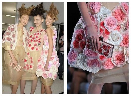 Как сшить цветы своими руками на платье