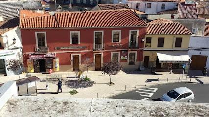 Hotel Alfonso IX 1 ¿Dónde Dormir en Cáceres?