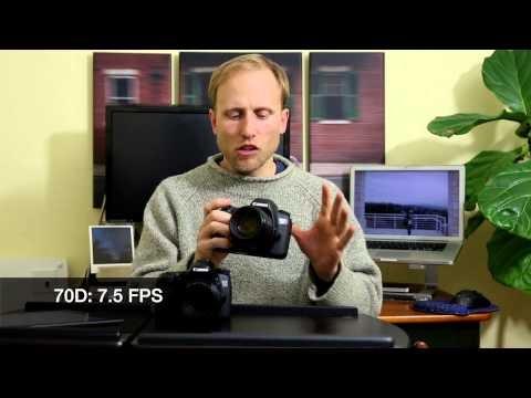 canon camera news 2018: canon eos 6d vs eos 70d canon