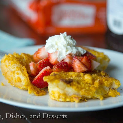 Crunchy Hawaiian French Toast