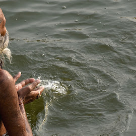 by Dharmendra  Singh - People Portraits of Men