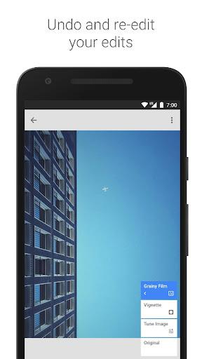 Snapseed screenshot 5