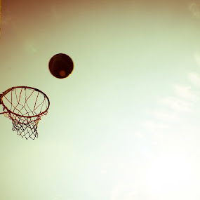 basketball court by Raz Adyza - Sports & Fitness Basketball