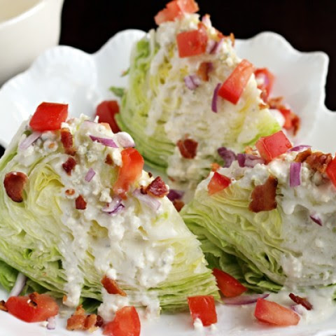 Blue Cheese Wedge Salade for WW