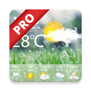 Weather Pro - Weather Real-time Forecast For PC / Windows 7/8/10 / Mac – Free Download