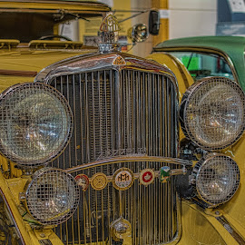Maybach Zeppelin by Bojan Bilas - Transportation Automobiles ( car, prime lens, finand, museum, transportation, nikon )