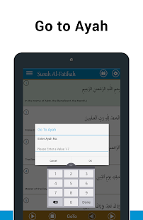Al Quran MP3 - Quran Reading®- screenshot thumbnail
