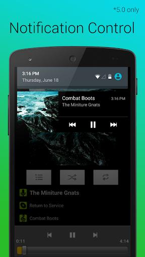 Audio Player screenshot 5