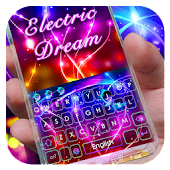 Electric Color Dream Theme Icon