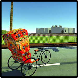 Cover art Rickshaw Racing