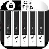Piano Tiles Lock Screen APK for Bluestacks