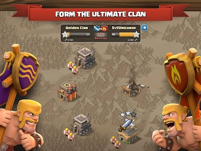 Clash of Clans APK for Kindle Fire