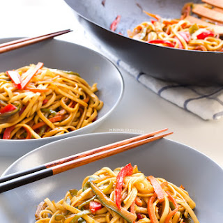 Low Calorie Udon Noodle Recipes