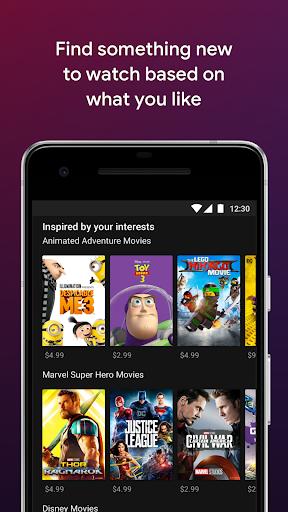 Google Play Movies & TV screenshot 7