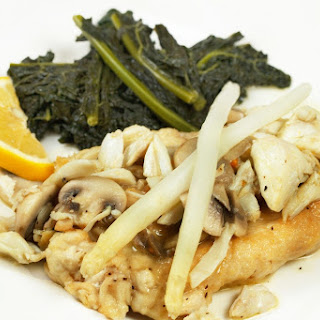 Chicken Oscar With Crab Meat Recipes