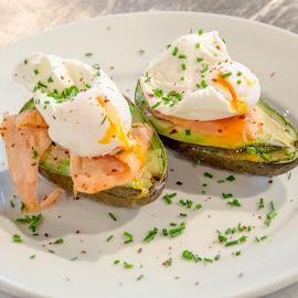 avocado breakfast by Jadran Korać - Food & Drink Plated Food ( avocado  breakfast )