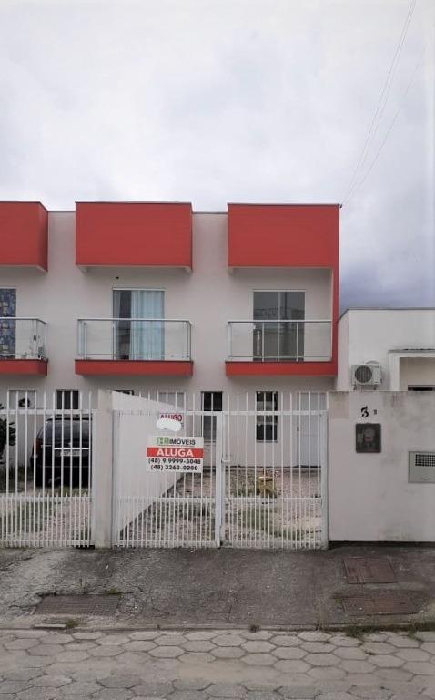Sobrado com 2 dormitórios para alugar, 72 m² por R$ 1.100,00/mês - XV de Novembro - Tijucas/SC