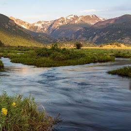by Matt Bryant - Landscapes Mountains & Hills ( colorado, rocky mountain national park, moraine park )
