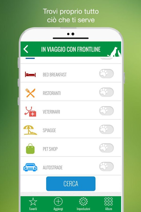 In Viaggio con Frontline Screenshot