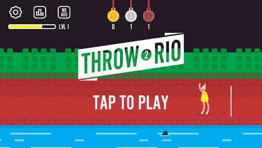 Throw2Rio - screenshot