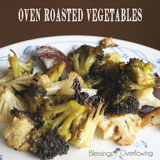 Oven Roasted Vegetables With Meat Recipes